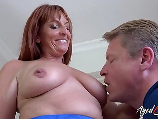 AgedLovE Horny Milf loving Rough Hardcore Sex