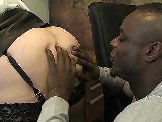 LACEYSTARR  Dr Lacey Encounters Antonio Black