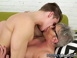 Sole idolized granny
