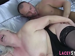 Bigass Blonde Fucked Hardcore