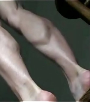 Hot Flexible Granny Goldsole57 Shows You Her Sexy Gams