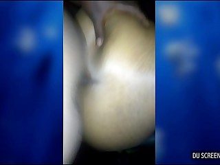 Granny gets a good pounding