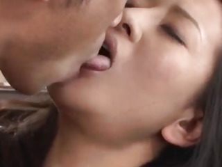 Rei Kitajima,threatening sexy wife,threatening awesome porn scenes on the ottoman