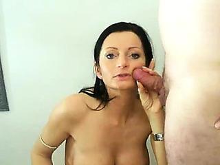 Large Boobed Older Penis