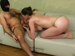 Euro Amateur Gilf Gets Hardcore Pounding