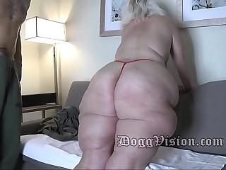 Amber Connors 56y Broad Hips Splash Wife GILF Trailer