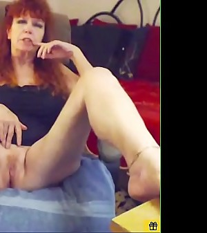 Mature Redhead Suzanne 70 year old whore