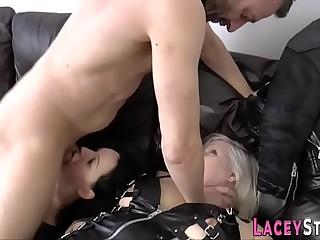 Bondage & Discipline grandma gets slammed