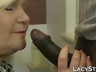 Busty Lacey Starr beotches anal penetration doggystyle