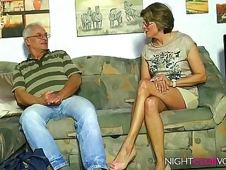 Granny Lovemaking German Hardcore