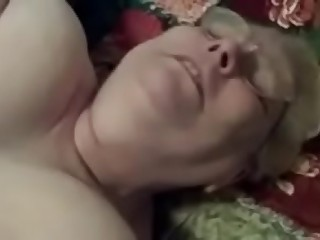 Granny moaning